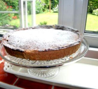 Nutella pie cake :)