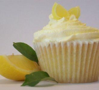 Zingy lemon cupcakes