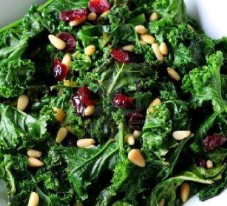"""Smart for Life"" Sauteed Kale"