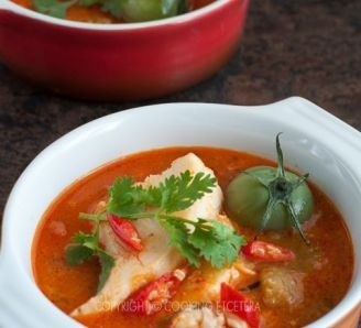 Indonesian Hot & Sour Fish
