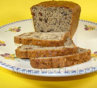 Banana Muffin Loaf