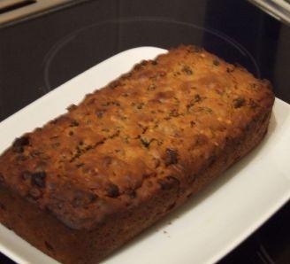 Nan's Boiled Fruit Cake