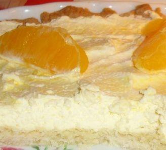 Gooey Orange Glaze