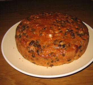 Best Ever Fruit Cake