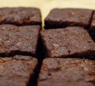 Mars Bar Chocolate Brownie