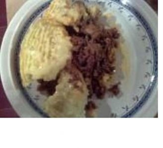Microwave Shepherds Pie