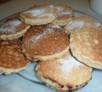 Choc-Chip Welsh Cakes