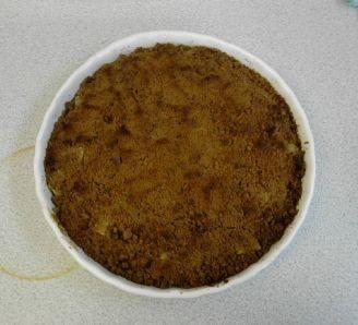 Kiwi/Grape Chocolate Tart