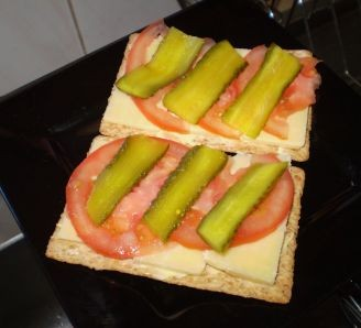 Quick 'n' Yummy snack.