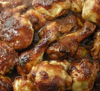 Spicy Barbecue Baked Chicken