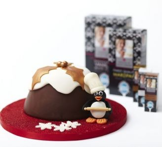 Mich Turner's Penguin Pudding