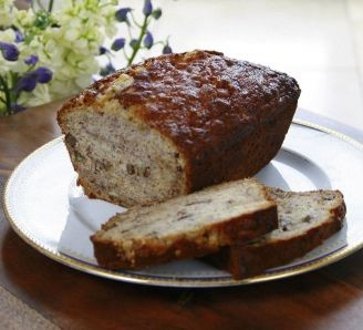 Banana Loaf with Rum