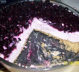 Julia's B'currant Cheesecake
