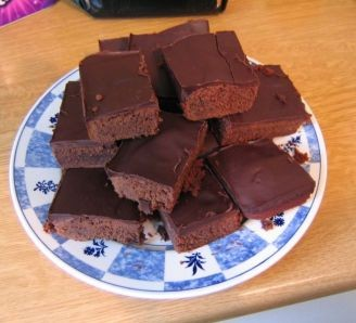 Succulent Chocolate Brownies