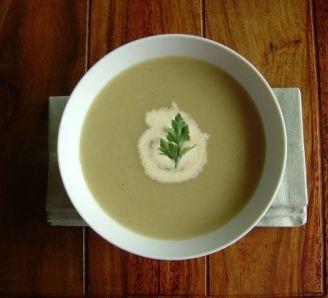 Leek & Potato Soup