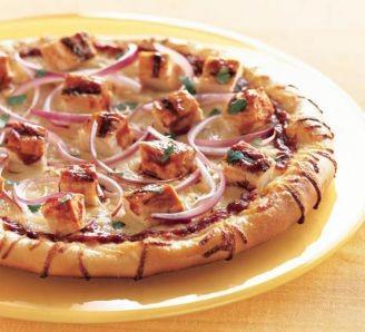 Blow Your Mind BBQChickn Pizza