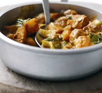 Thai Chicken and Potato Curry