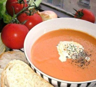 Tomato & Celery soup