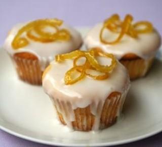 Lemon & ricotta cupcakes