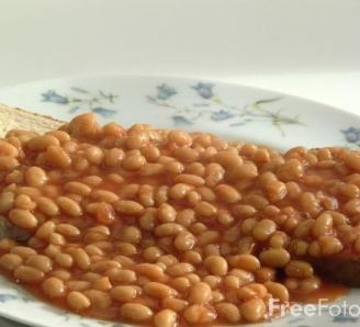 The Perfect Beans on Toast