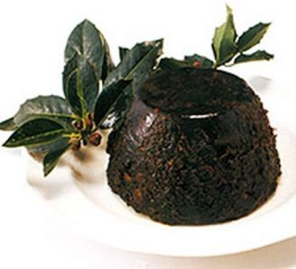 Low fat CHristmas Pudding